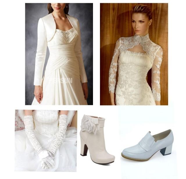 Id es pour un mariage d hiver chicdame for Robes mignonnes pour les mariages d hiver