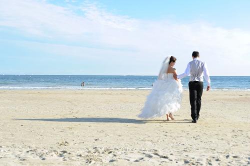 Un mariage sur une plage