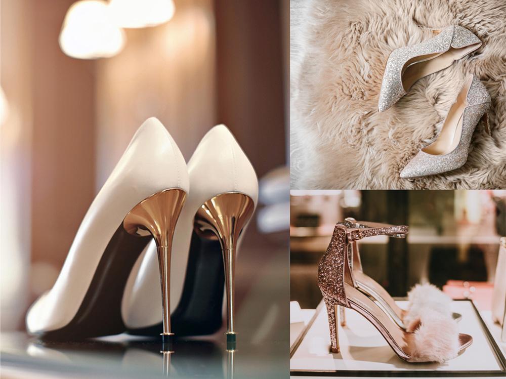 chaussures femme à talon haut