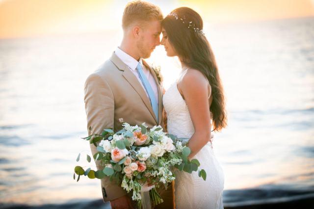 robe de mariée sirène de plage